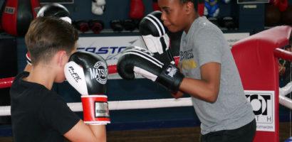 jeugd boksen rotterdam leons boxing gym