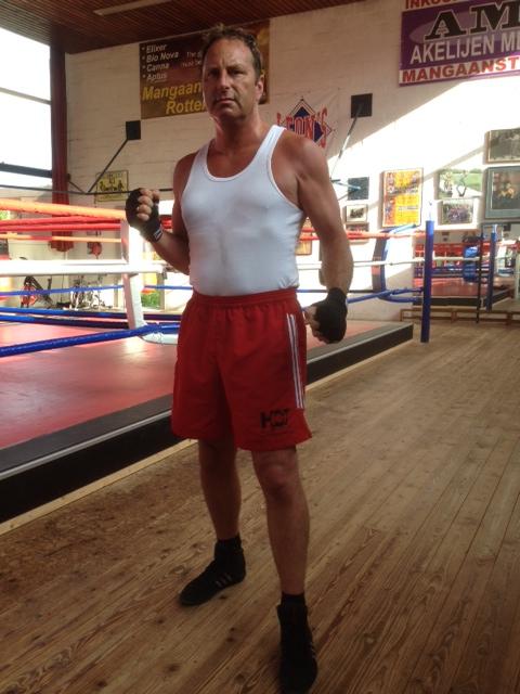 hotbath hoofdsponsor leons boxing gym boksen rotterdam
