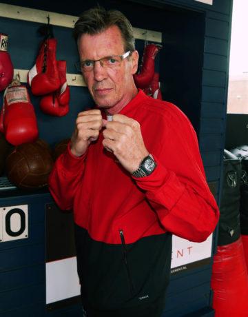martin de rade leons boxing gym rotterdam