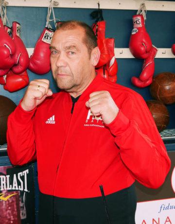 wim leons boxing gym rotterdam