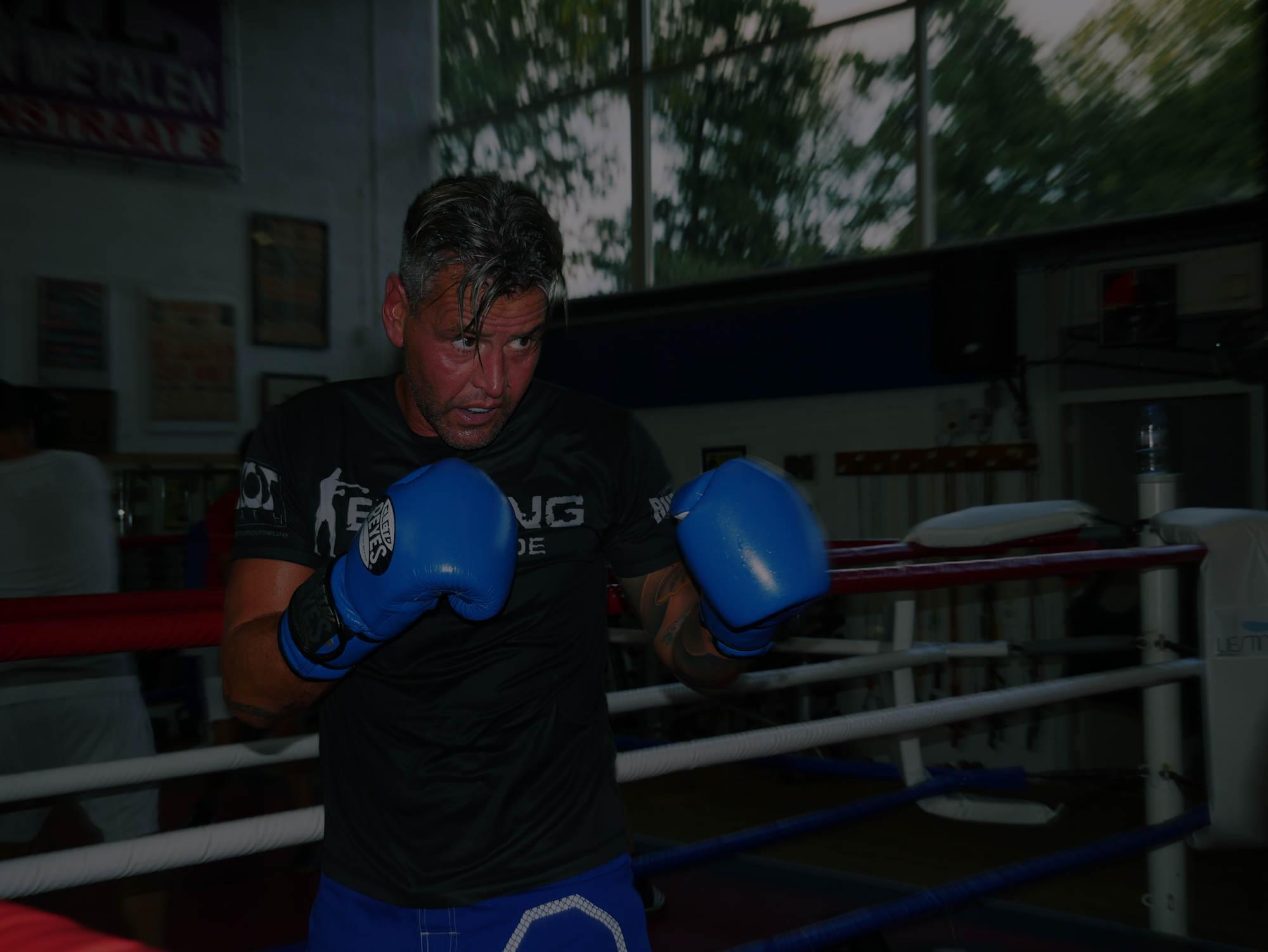 boksen in rotterdam leons boxing gym